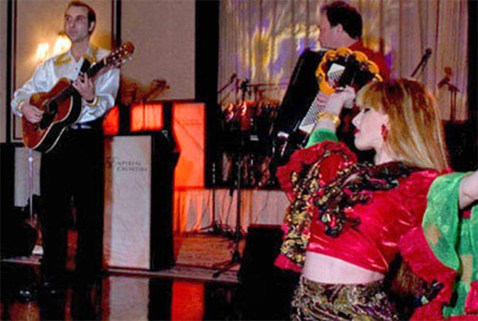 Entertainment - Gypsy Show