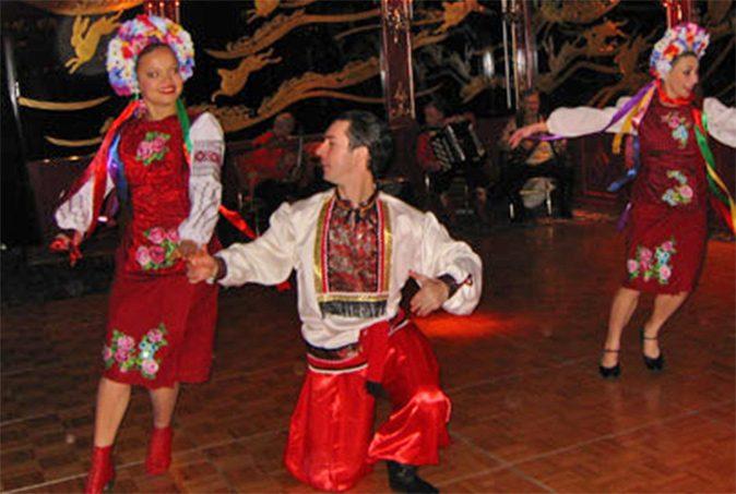 Entertainment - Russian Folk Band
