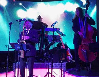 Jazz Ensemble Audio Samples