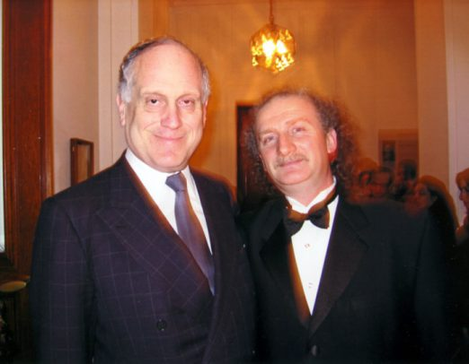 Roman & Ronald Lauder, Estee Lauder's Son