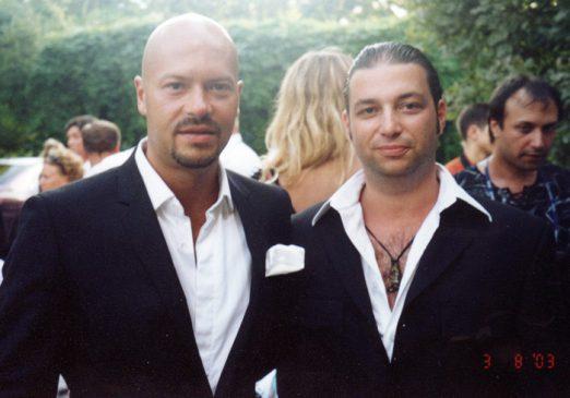 Igor Gazarkh & Fedor Bondarchuk