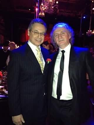 With former Israeli Ambassador & former Deputy Foreign Minister, Danny Ayalon