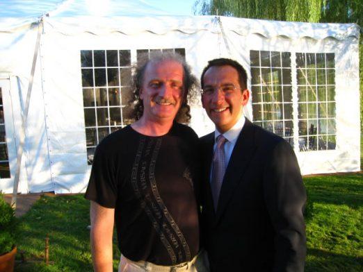 Roman & David Price - CBS New's Reporter