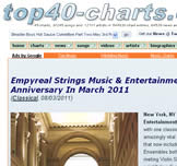 Empyreal Strings Music & Entertainment 15 Year Anniversary Celebration