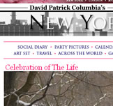 Celebration of The Life of Evelyn H. Lauder - New York Social Diary Article